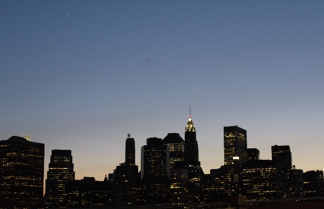 ニューヨーク 夜景 最長寿